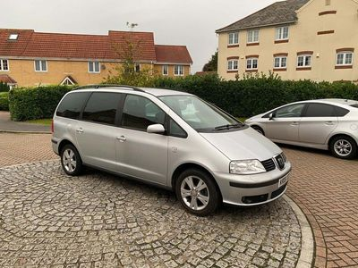 used Seat Alhambra 1.9 TDI PD Stylance 5dr
