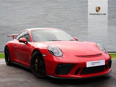 used Porsche 911 GT3 4.0 2dr