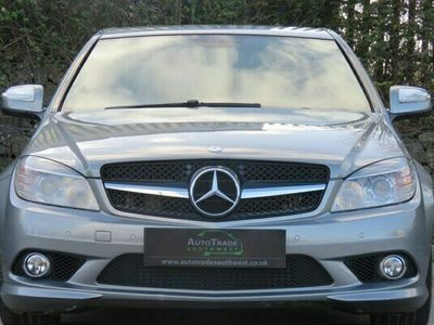 used Mercedes C320 C Class 3.0CDI Sport 7G-Tronic 4dr