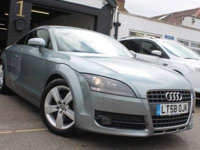 used Audi TT 2.0 TFSI S Tronic 2dr