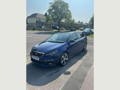 used Peugeot 308 SW 1.5 BlueHDi GT Line (s/s) 5dr