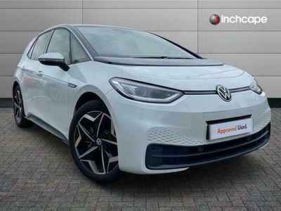 used VW ID3 HATCHBACK SPECIAL EDITION 150kW 1ST Edition Pro Power 58kWh 5dr Auto