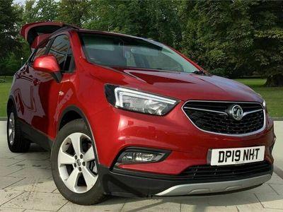 used Vauxhall Mokka X 1.4i Turbo ecoTEC Design Nav (s/s) 5dr