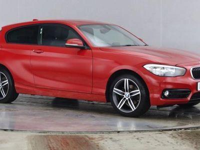 used BMW 118 1 SERIES 1.5 I SPORT 3d 134 BHP