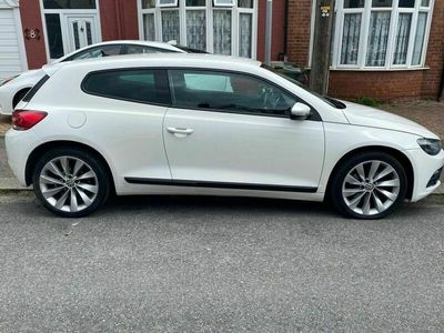 used VW Scirocco 2.0 TDI CR GT 3dr