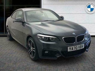 used BMW 220 2 Series i M Sport 2dr [Nav] Step Auto