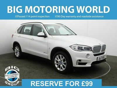 used BMW X5 XDRIVE40E SE for sale | Big Motoring World