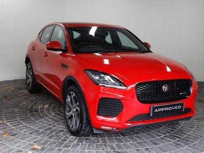 used Jaguar E-Pace 2.0 First Edition 5dr Auto