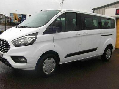 used Ford Custom Tourneo2.0 320 EcoBlue Zetec L2 EU6 (s/s) 5dr (8 Seat)