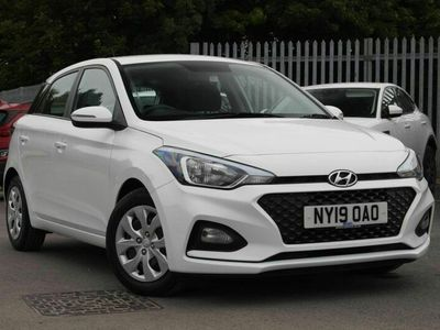 used Hyundai i20 1.2 S Connect (s/s) 5dr