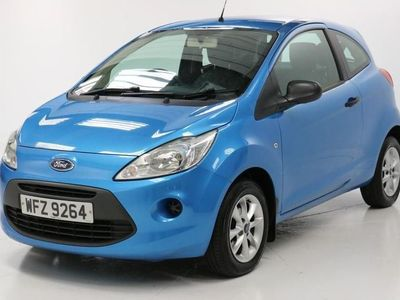 used Ford Ka HATCHBACK 1.2 Studio Connect 3dr [Start Stop]