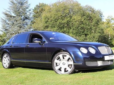 used Bentley Continental Flying Spur 6.0 Flying Spur 4dr