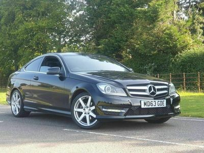 used Mercedes C220 C-Class 2.1CDICDI AMG Sport Edition (170ps) CDI Coupe 2d 7G-Tronic Plus