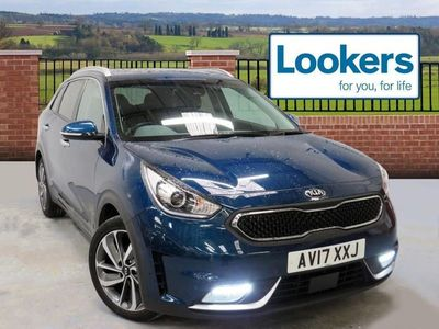 used Kia Niro ESTATE SPECIAL EDITIONS 1.6 GDi Hybrid First Edition 5dr DCT