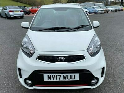 used Kia Picanto 1.2 SPORT ISG 5d 84 BHP Only 5,500 miles