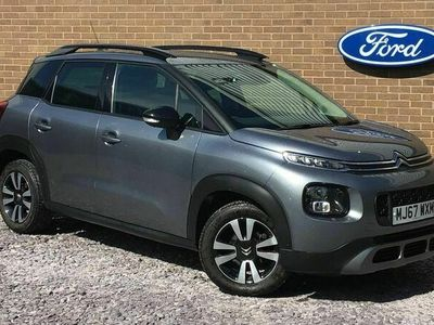 used Citroën C3 Aircross 1.2 PureTech 110 Feel 5dr EAT6