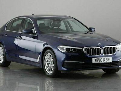 used BMW 520 5 Series 2L SE d