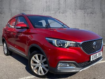 used MG ZS Hatchback 2018