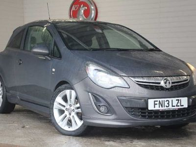 used Vauxhall Corsa 1.4 SXi 3dr [AC] Hatchback Manual