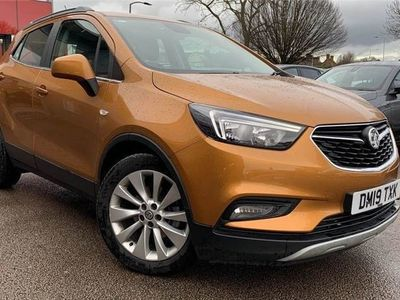used Vauxhall Mokka X 1.4T Griffin 5Dr