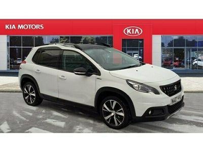 used Peugeot 2008 1.6 BlueHDi 100 GT Line 5dr