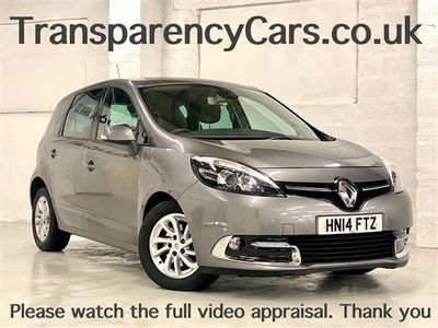 used Renault Scénic DYNAMIQUE TOMTOM DCI EDC
