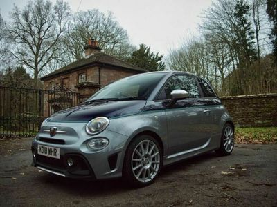 used Abarth 695 1.4 T-Jet Rivale 3dr