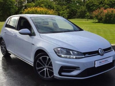 used VW Golf 2.0 Tdi R-Line 5Dr Dsg