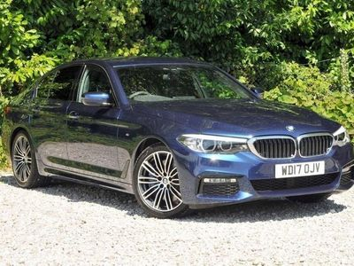 used BMW 540 5 Series i xDrive M Sport 4dr Auto
