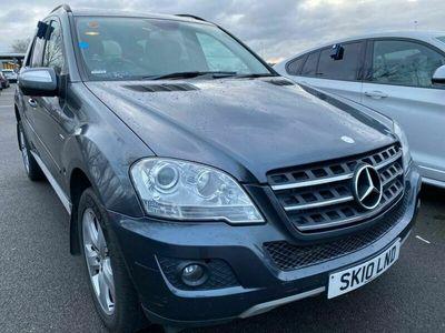 used Mercedes ML300 M Class 3.0CDI BLUEEFFICIENCY SE 5d 204 BHP 5-Door