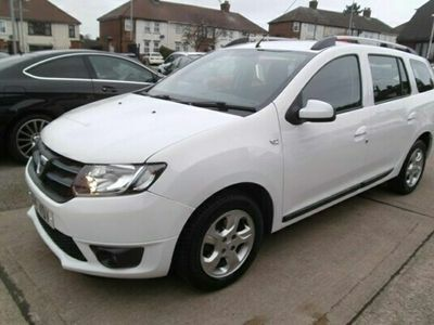 used Dacia Logan MCV 1.5dCi (90bhp) Laureate Estate 5d 1461cc