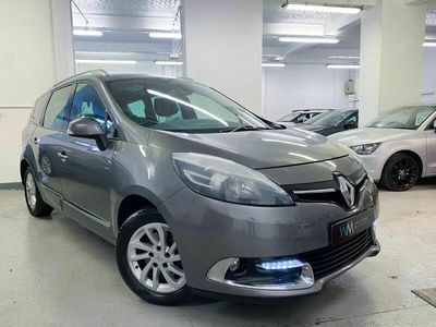 used Renault Grand Scénic 1.5 dCi ENERGY Dynamique Nav (s/s) 5dr