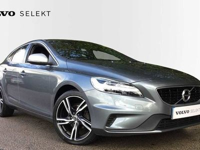used Volvo V40 D2 R-Design Pro Manual ( Navigation, Rear Park Assist, Leather Seats )