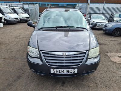 used Chrysler Grand Voyager Estate 2.8 CRD LX 5d Auto