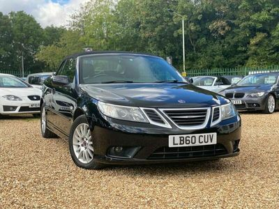 used Saab 9-3 1.9TD Linear SE 1.9TiD (150ps) Convertible 2d