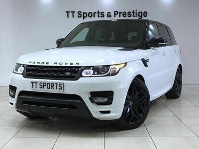 used Land Rover Range Rover Sport 3.0 SD V6 Autobiography Dynamic CommandShift 2 4X4 (s/s) 5dr