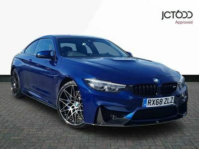 used BMW M4 4 SeriesCOMPETITION coupe