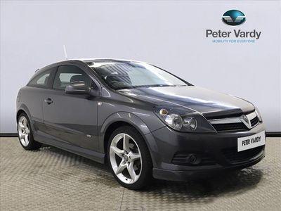 used Vauxhall Astra Petrol 1.8i VVT SRi 3dr [Exterior pack]