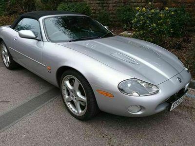 used Jaguar XKR 4.2 Supercharged 2dr