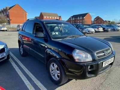 used Hyundai Tucson Limited Edition