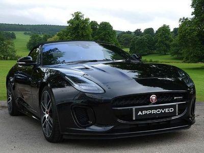 used Jaguar F-Type 3.0 V6 R-Dynamic Auto AWD (s/s) 2dr