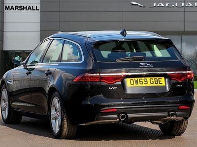 used Jaguar XF Sportbrake 2.0i Portfolio 5dr Auto