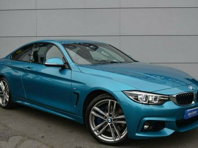 used BMW 435 4 Series 3.0 D XDRIVE M SPORT 2d 309 BHP Only 6,200 miles