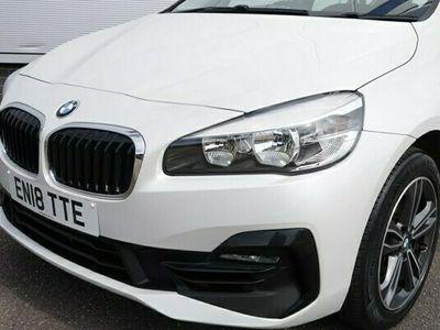 used BMW 218 2-Series Active Tourer i Sport (04/2018 on) 5d
