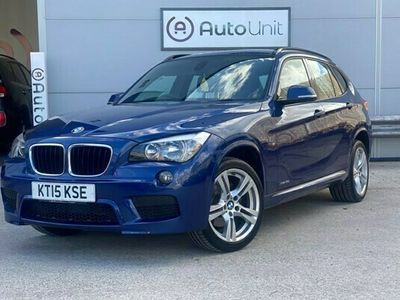 used BMW X1 2.0 XDRIVE18D M SPORT 5d 141 BHP
