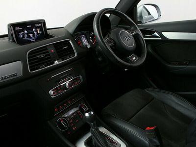used Audi Q3 2.0 TDI Quattro S Line Plus 5dr S Tronic