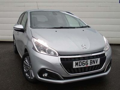used Peugeot 208 1.2 Puretech 110 Allure 5Dr Eat6