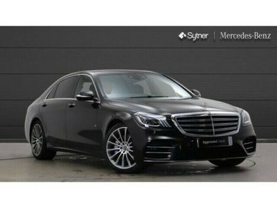 used Mercedes S450 L AMG LINE