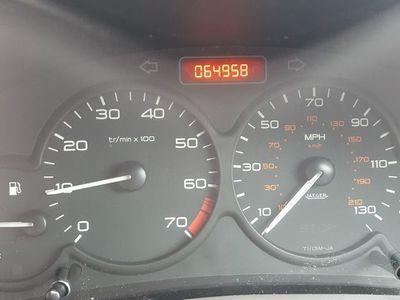 used Peugeot 206 1.4 GLX 3dr (a/c)