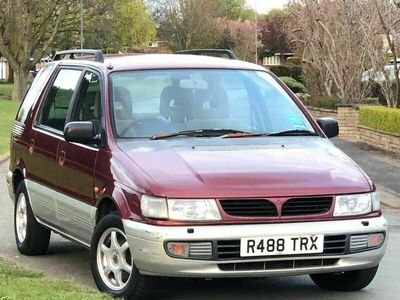 used Mitsubishi Space Wagon (R) 2.0 Vista Limited Edition 5dr JUST ARRIVED + 7 SEATER +AUTO